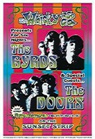 The Byrds, The Doors Framed Print