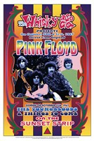 Pink Floyd, 1967 Framed Print