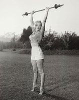"Marilyn - Workin It by Corbis Archive - 22"" x 28"""