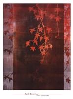 """Fall Festival by Linda Yoshizawa - 24"""" x 32"""""""