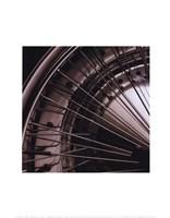"""Wheel by Fred Furman - 11"""" x 14"""""""