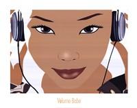 """Volume Babe by Mandy Reinmuth - 28"""" x 22"""""""