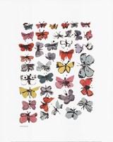 Butterflies, 1955 Fine Art Print