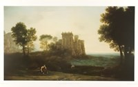 Enchanted Castle Fine Art Print