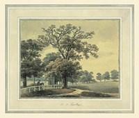 English Landscapes Fine Art Print