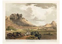 Views Of Africa 3 Fine Art Print