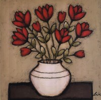 """For My Sweetheart by Eve Shpritser - 16"""" x 16"""""""