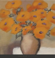 "Bella Flora by Onan Balin - 30"" x 32"""
