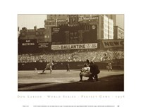 Don Larsen - Perfect Game Framed Print