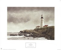 "Portland Light by Doug Brega - 18"" x 15"""