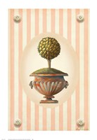 "Garden Topiary I by Victoria Splendore - 19"" x 28"""