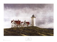 "32"" x 24"" Lighthouse Pictures"