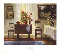 Awaiting a Guest Fine Art Print