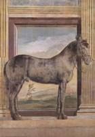 Mantua Fresco II Fine Art Print