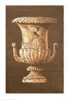 Classic Urn II Fine Art Print