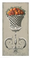 "Garden Urn II by Victoria Splendore - 21"" x 39"""