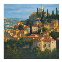 Villages di Vernazza Fine Art Print