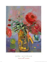 Casual Roses Fine Art Print