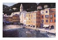 Portofino Morning Fine Art Print