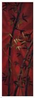 "Bamboo I by Lun Tse - 13"" x 37"""