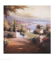 Villa di Tomaso Fine Art Print
