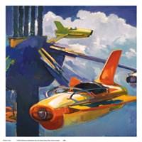 Planes Fine Art Print