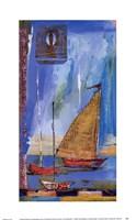 Sail Away I Fine Art Print