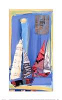 Sail Away II Fine Art Print