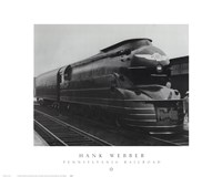 Pennsylvania Railroad Fine Art Print