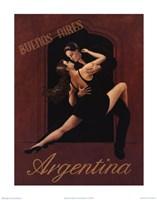 Argentina Fine Art Print
