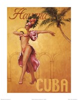 Havana - Cuba Framed Print