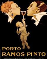Porto Ramos Pinto Fine Art Print
