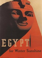 "Egypt by Kathleen Richards-Babcock - 5"" x 7"""