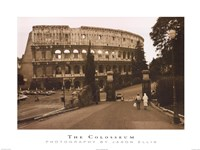 The Colosseum Fine Art Print