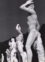 Roman Statues Fine Art Print
