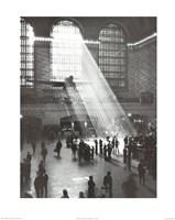 Grand Central Station Fine Art Print