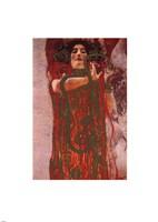 Hygieia (detail from Medicine), 1901 by Gustav Klimt, 1901 - various sizes