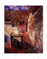 "16"" x 20"" Monet Architecture"