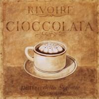 Cioccolata Framed Print