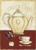 Oradelte ad Cupcake Fine Art Print