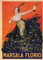 Marsala Florio 1920 Fine Art Print