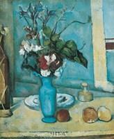 """Blue Vase by Paul Cezanne - 9"""" x 11"""" - $10.49"""