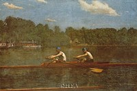 Artwork by Thomas Eakins