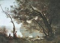 Souvenir de Mortefontaine Fine Art Print