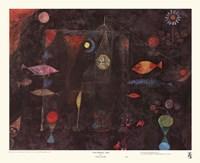 Fish Magic Fine Art Print