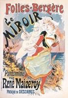 Le Miroir Fine Art Print