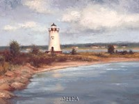 Edgartown Lighthouse Fine Art Print