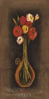 "7"" x 13"" Still Life Paintings"