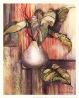 Tropical Elements I Fine Art Print