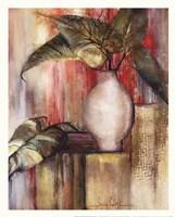 Tropical Elements II Fine Art Print